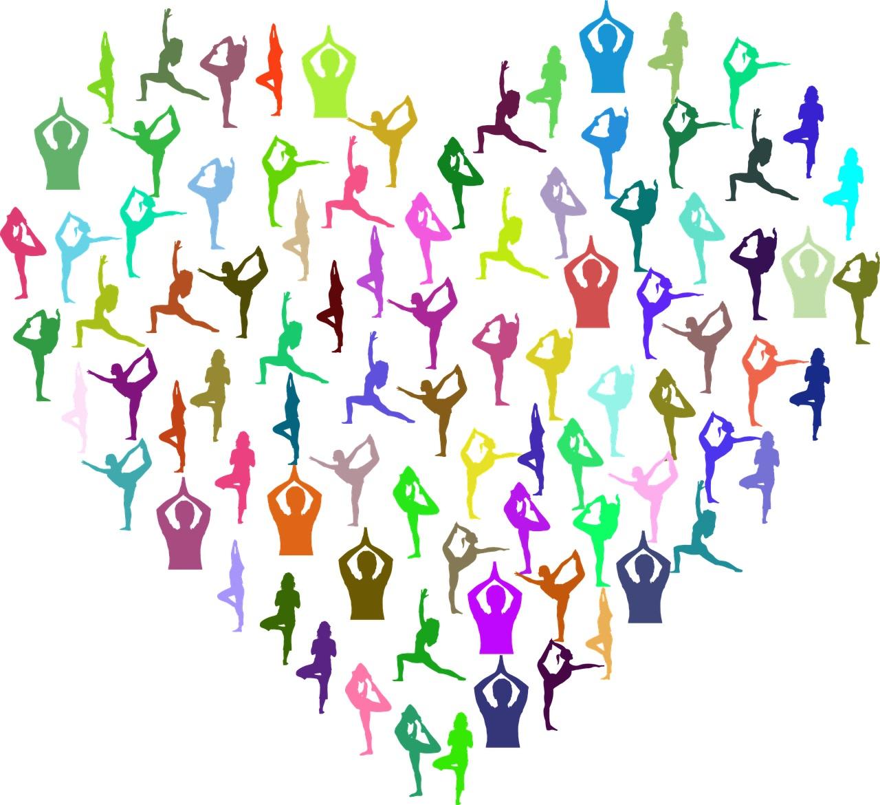 Нови курсове по йога в зала и онлайн