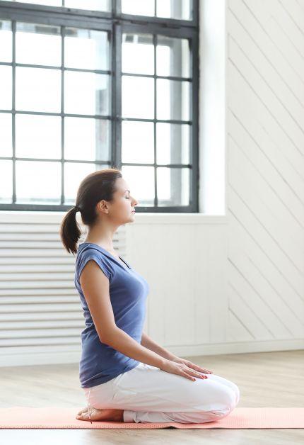 Нови курсове по йога от м. септември